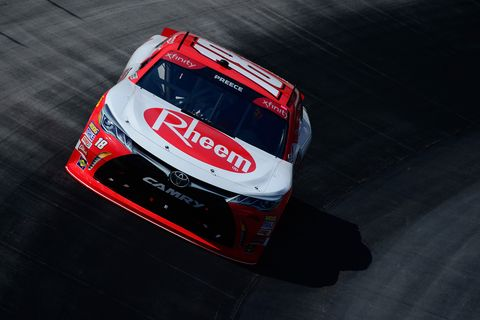 Sights from the NASCAR action at Bristol Motor Speedway Friday, April 13, 2018.