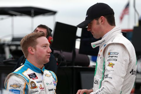 Sights from the NASCAR action at Texas Motor Speedway, Saturday March 30, 2019.