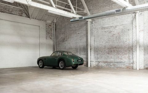 On December 10th, at RM Sotheby's New York sale, it'll be Aston Martin's turn to join the ten million plus club when a rare (one of 19) DB4 GT Zagato goes under the hammer. It's expected to fetch at least $16 million.