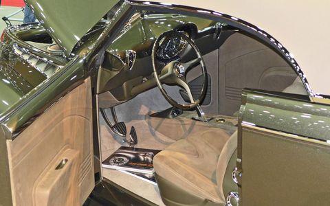 """Ridler Award winner: 1939 Oldsmobile convertible """"Olds Cool"""""""