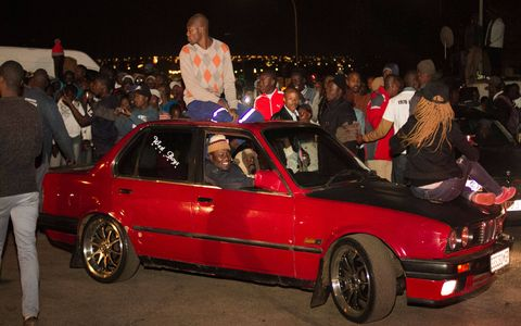 In spinning jargon, a BMW -- often a 325i -- is known as a gusheshe.'