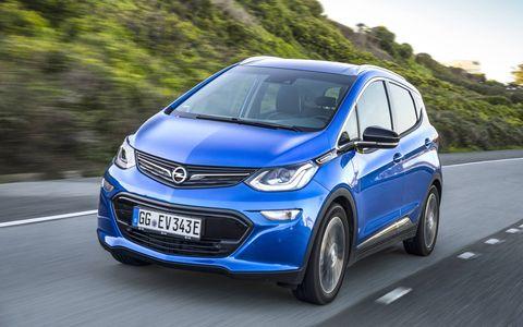 Opel plans more EVs alongside the Ampera-e long-range EV, a sister model to the Chevrolet Bolt.