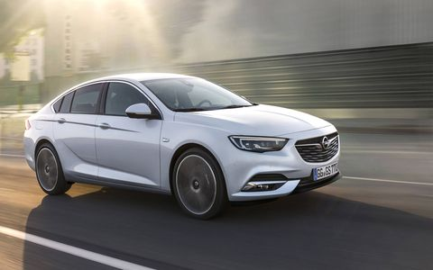 The new Opel Insignia will make its debut at the 2017 Geneva Motor Show in March.