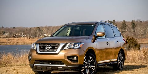 The Pathfinder has received a refresh, bringing the latest family looks to Nissan's midsize SUV.