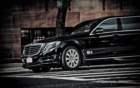 The Pullman and Pullman Guard will be offered during the second half of 2015, after the S600 Maybach debuts.