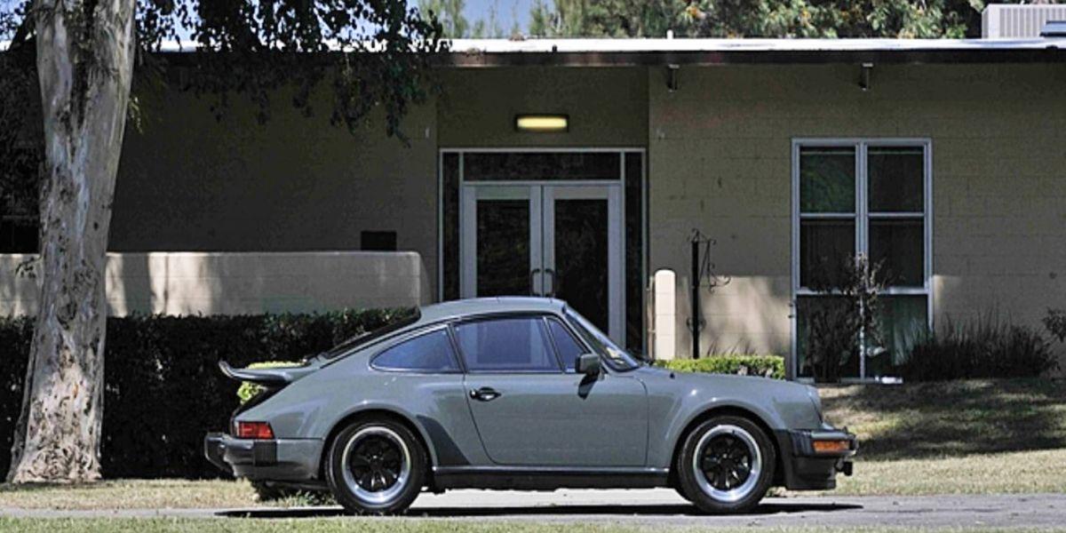 Steve Mcqueen S Porsche 911 Turbo Just Sold For 1 95 Million