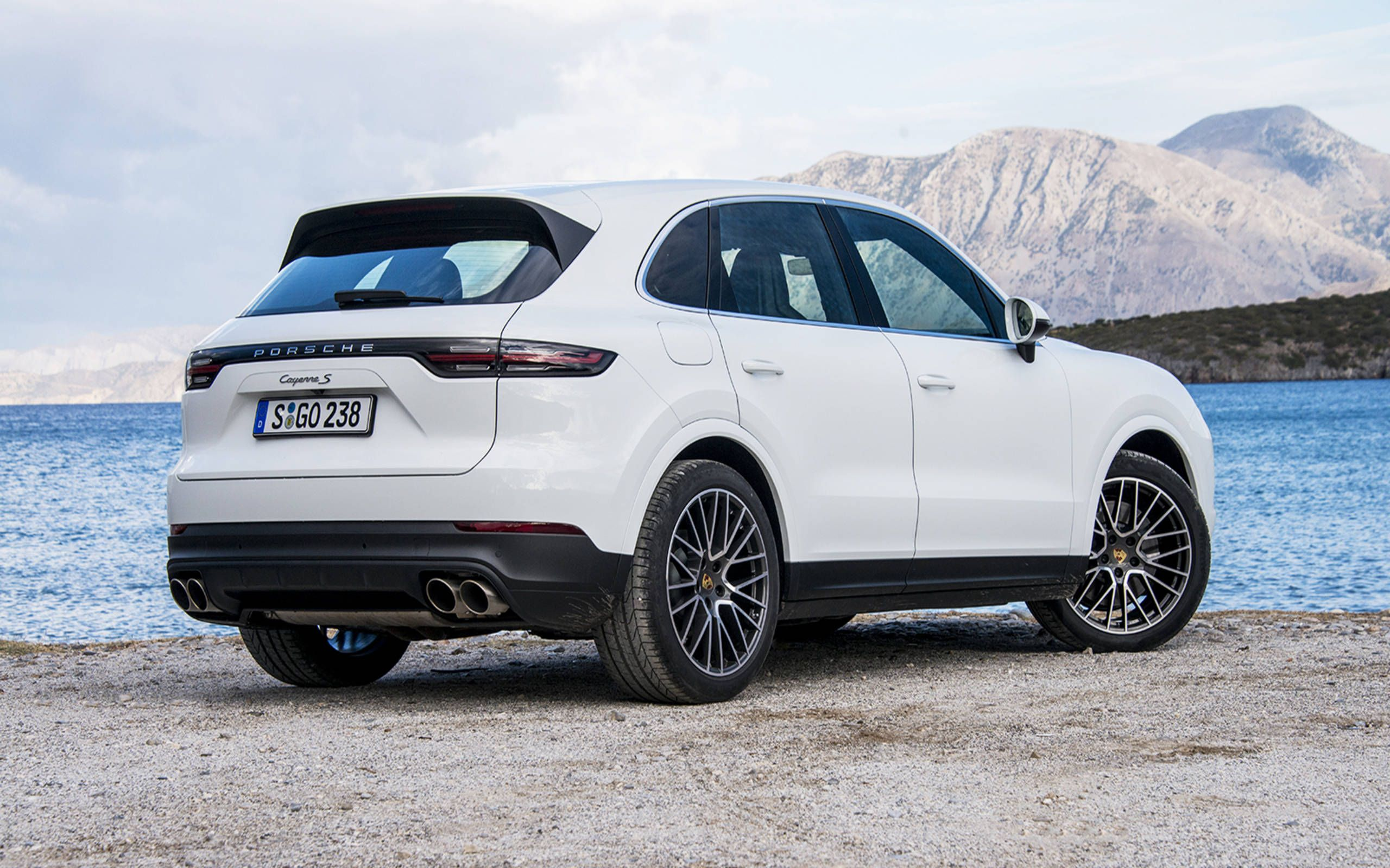 2019 Porsche Cayenne S First Drive More Of Everything