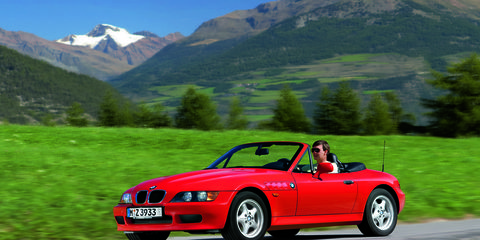BMW Z3 - BMW will celebrate the 40th anniversary of its first U.S. race win at the Amelia Island Concours d'Elegance.