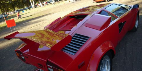 The Countach of your childhood dreams.