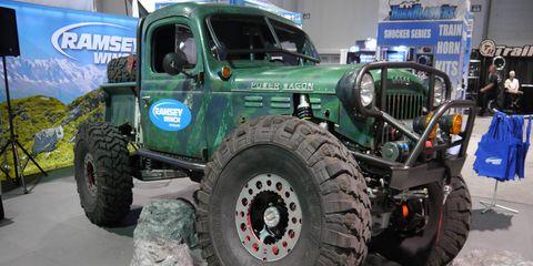 Mongo like trucks...