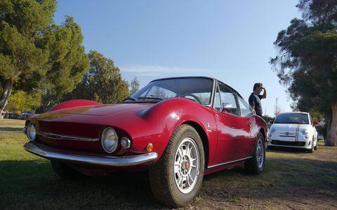 Merkle Weiss' Fiat 850 Moretti