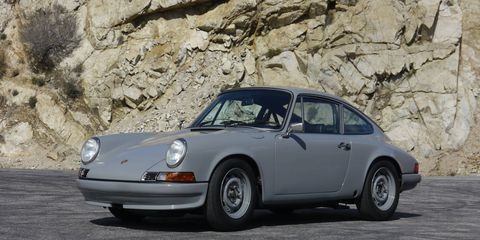 The LA Motorworks 5001 shop is full of very cool Porsche projects. They'll make one for you, too.