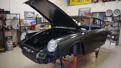 Land vehicle, Vehicle, Car, Coupé, Classic car, Porsche 912, Sedan, Classic, Hardtop, Porsche 911,