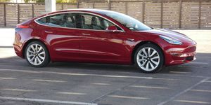Tesla has seen a string of executive departures at a time when the automaker is missing production targets for the Model 3 sedan.