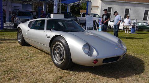 1963 Lola GT