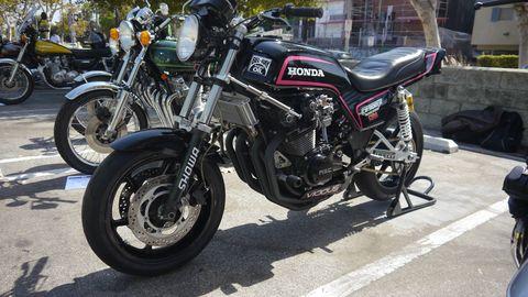 Customized Honda CB900F