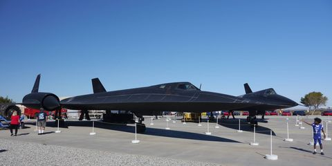 Blackbird Air Park and the Joe Davies Heritage Air Park in Palmdale have a lot of cool, historic airplanes. Here is an SR-71 and an A-12