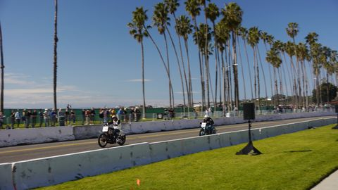 So many cool cars and happy faces at The Race of Gentlemen's Santa Barbara Drags