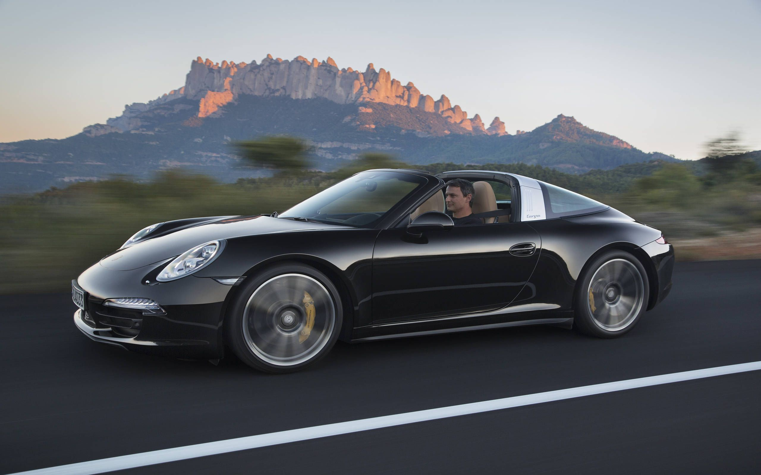 2014 Porsche 911 Targa 4s Review Notes