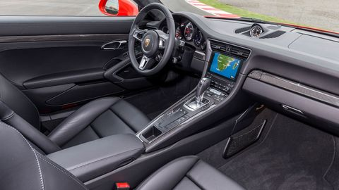 The 2018 Porsche 911 Turbo S comes in at $191,750.