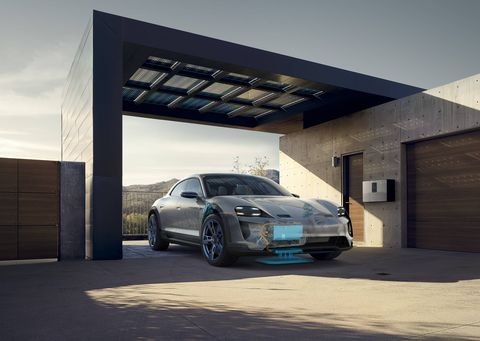 The Porsche Mission E Cross Turismo concept promises 0-62 mph sprints in under 3.5 seconds thanks to two electric motors good for over 600 system horsepower -- and unlike some other fast EVs, you'll be able to repeat that performance over and over again. Or so says Porsche.
