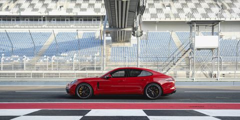 The 2019 Porsche Panamera and Sport Turismo GTS are on sale now and come with a lower chassis and a 453 hp twin-turbo V8.