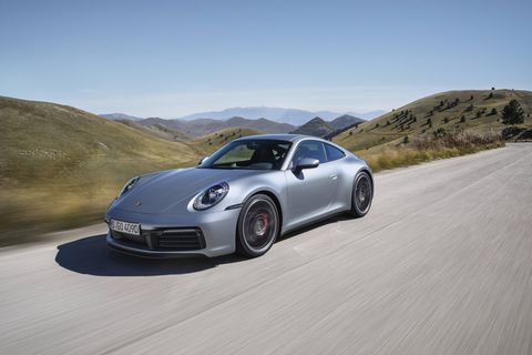 The next-generation Porsche 911 makes its debut at the Los Angeles Auto Show.