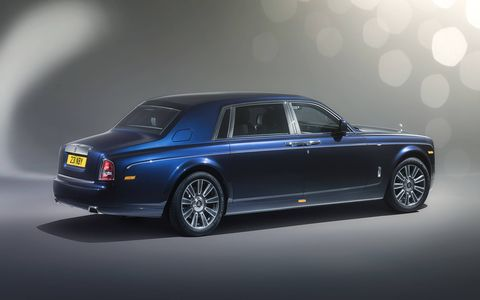 The Limelight Phantom follows a number of other recent special edition models.