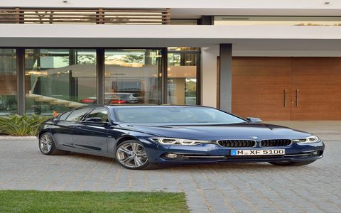 BMW introduced the new 3-series in May, it goes on sale in August.