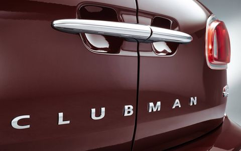 The 2016 Mini Cooper Clubman makes its debut with 1.5-liter and 2.0-liter engines, scheduled to go on sale at the start of 2016.