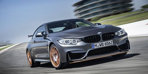 The 2016 BMW M4 GTS is much, much more than an aero kit -- the track-ready, street-legal super-coupe gets a big performance boost courtesy of its water-injected 3.0-liter turbocharged inline-six.