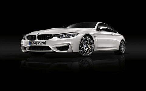 The BMW M3 sedan and M4 coupe and convertible become better performers with the Competition Package.