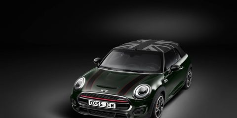 A gallery of Mini's 2016 Clubman All4 and John Cooper Works convertible.
