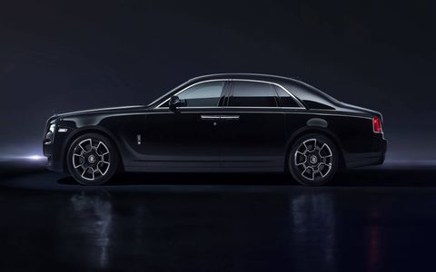 In fairness to Rolls-Royce and press release verbiage aside, these cars are undoubtedly badass.