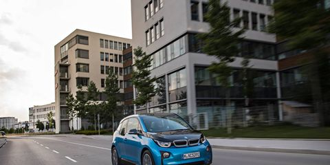 Will the i3 of today spawn an electric hot hatch? Seems likely.
