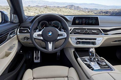 The 2018 BMW M760i xDrive starts at $159,395.