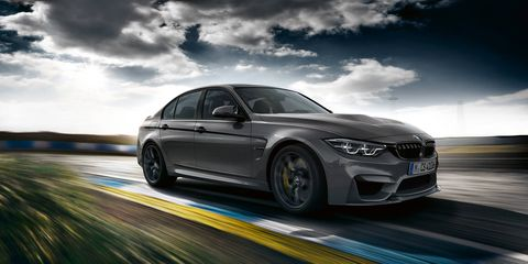 The 2018 BMW M3 CS tries to blend competition performance with everyday drivability.