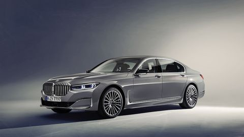 The 2020 BMW 7-Series sports revised styling, new technology and a swath of engines.