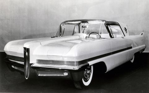 Orphan Concept Cars from Pontiac, Oldsmobile and Packard will be at the 20th annual Amelia Island Concours d'Elegance.