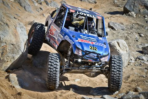 The 4WP Every Man Challenge allows a wide range of budgets to race on the King of the Hammers course.