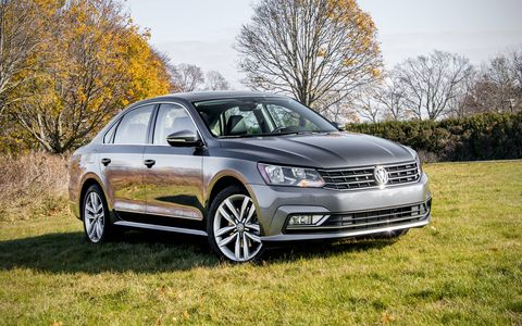 Volkswagen's midsize sedan continues to battle Team Japan with sharper bodywork and a long list of standard features.
