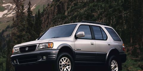 Honda retired the Passport in 2002, but the name is coming back if you missed it the first time around.