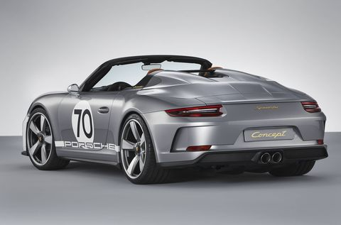 The concept is the second collaboration between Porsche Motorsport and Porsche Exclusive, the first being the Porsche 911 Turbo S Lightweight from 1992.