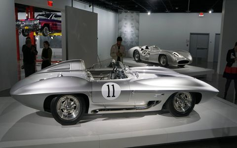 "L.A.'s Petersen Automotive Museum opens to the public Sunday Dec. 6 for ""Preview Day,"" which costs $200. Starting Monday it's only 15 bucks. Either one is well worth the price of admission."