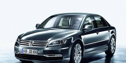 After leaving the U.S. market, the Phaeton received two facelifts and is still sold in several regions.