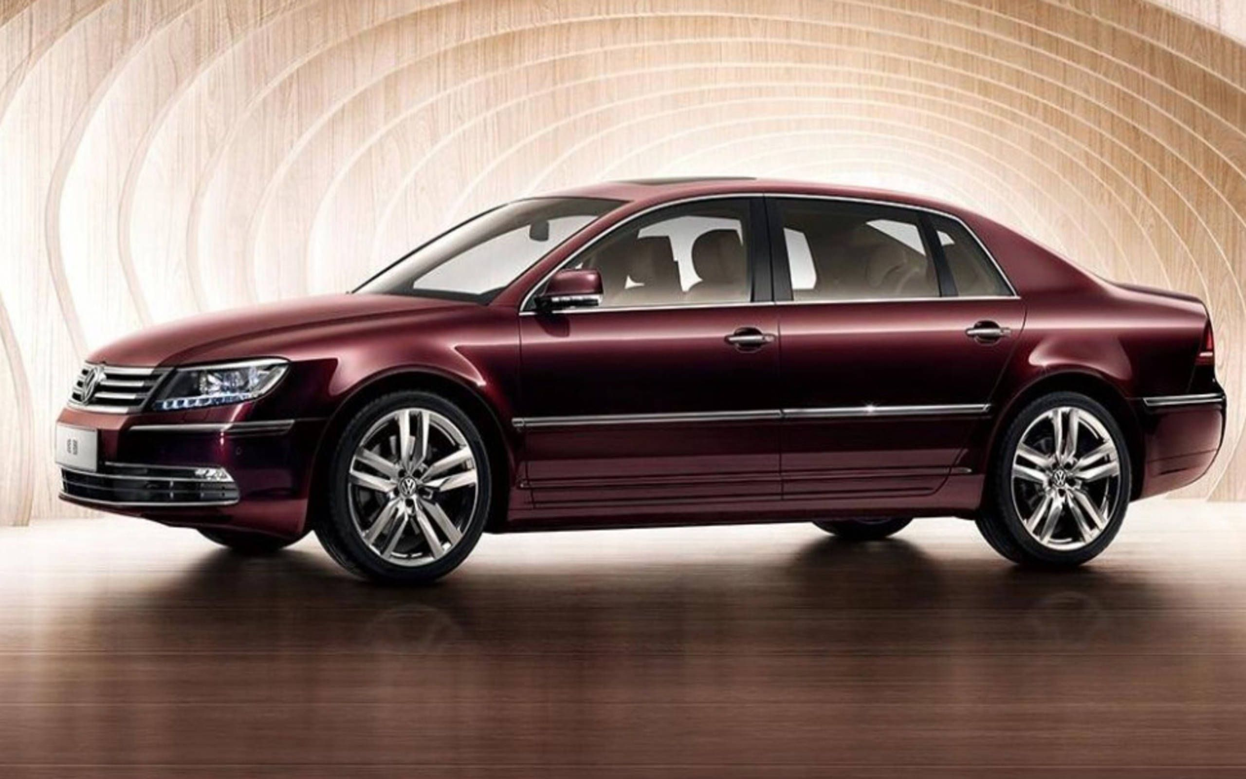 2021 VW Phaeton Review and Release date