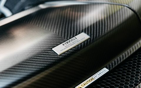 The little details that make the 2017 Acura NSX tick