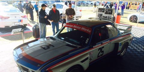 """BMW's 3.5 CSL """"Batmobile"""" remains one of our favorite GT racers of all time, 40 years later."""