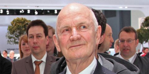Ferdinand Piech resigned in April 2015, though his comments about the timing of the diesel crisis have prompted an official response from VW.