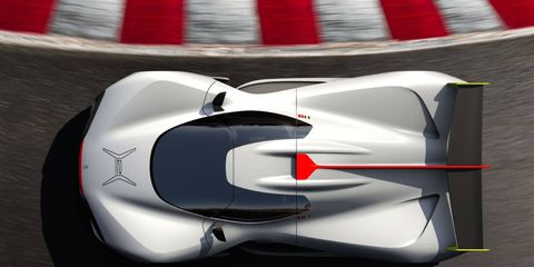 The Pininfarina H2 Speed concept aims to be the highest-performance fuel cell vehicle in the world.
